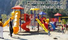 Play World Internationals is the Park Equipment Manufacturers  explore park swings playground slides climbers and equipment suppliers companies in Greater Noida India.
