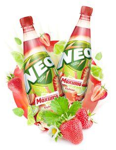 СитуацияПолки магазинов Дальнего Востока богаты напитками различных вкусов. В связи с этим, группе компаний «Аква Групп» для вывода новой серии напитков NEO — «Мохито» и брусничный энергетик — потребовалось создание оригинального дизайна логотипа и этике…