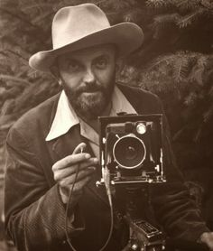 First Cameras of Famous Photographers http://www.shootingfilm.net/2013/11/first-cameras-of-famous-photographers.html