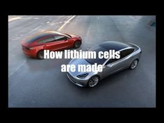 Kirill Klip.: Energy rEVolution: How Lithium Cells Are Made For Electric Cars And Solar Energy Storage.
