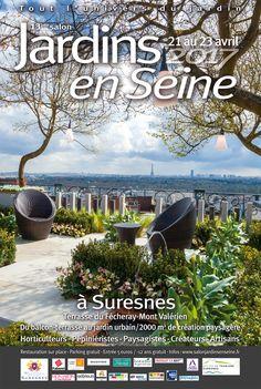 Jardins en Seine 2017 L'événement des jardins.