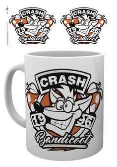 GB Eye and Posters: Crash Bandicoot Merchandise Range | Crashy News