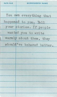 I struggle with this.  I am a creative writer, so...yep.