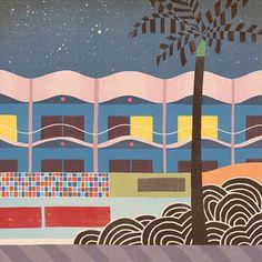 Andrew Holder illustration illustrator graphic designer design
