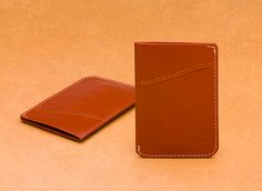 Bellroy Card Sleeve - Tan