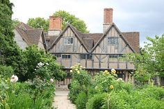 Hall's Croft, Stratford Upon Avon