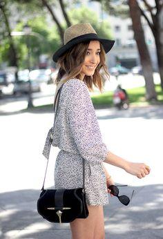 Black and White Jumper Zara Hat Uterqüe 11