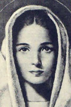 The honour that we pay to our Lady is the consequence of our Faith. The more earnestly we reflect upon the truths of Faith, the more clear will become the obligation of honouring with all the faculties of our soul the Virgin Mother of our God. Mother Of Christ, Blessed Mother Mary, Blessed Virgin Mary, Religious Images, Religious Art, Sainte Rita, Image Jesus, Images Of Mary, Saint Esprit