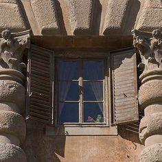 Palazzo Pitti, Florence | da Rita Crane Photography
