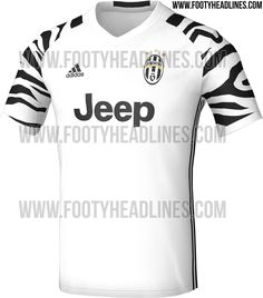 a8215b8951a The new Juventus third kit features a completely outrageous design,  inspired by the club's nickname