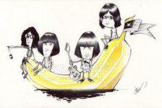 Tribute to Ramones: Havana Affair :: Alex Camps Art ::