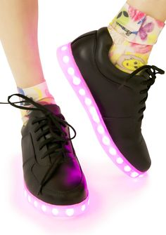 Irregular Choice State Of Flux Sneakers | Dolls Kill