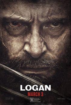 Logan - Wolverine aparece furioso em novo pôster do filme! - Legião dos Heróis