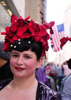 Susanna's Sketchbook: The 2010 New York City Easter Bonnet Parade: Part II