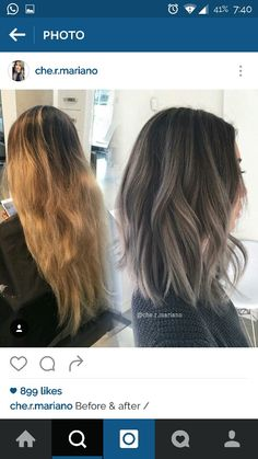 Good length (minus the layers), good color and distribution of color