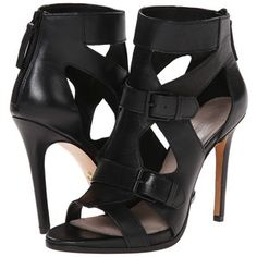 Pour La Victoire Valencia Women's Dress Sandals, Black