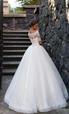 Milla Nova Dalila wedding dress currently for sale at 53% off retail.