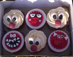 Six delicious cup cakes specially themed for Red Nose Day.  Available in store from 13th March.  £2.30 each with a donation from the proceeds going direct to Comic Relief.  Orders taken... call your local store.