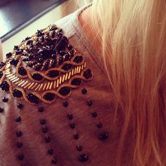 Showin' some shoulder. #urbanoutfitters #details