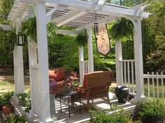 Pergola | Do It Yourself Home Projects from Ana White