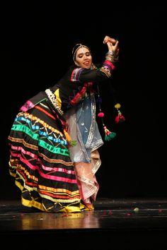 Danza kalbelia (gitanas de India)
