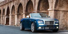 Rolls-Royce Dawn par Mansory
