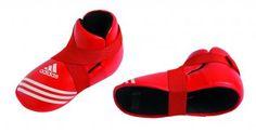 ITF Taekwon-Do Adidas Super Safety Kicks Red. £35.99