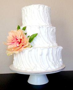 Wedding Cakes - Sugar Rush Bakery - San Angelo's newest custom cake bakery
