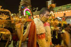 2018 Thaipusam festival at Batu Caves, Malaysia [Alexandra Radu/Al Jazeera]