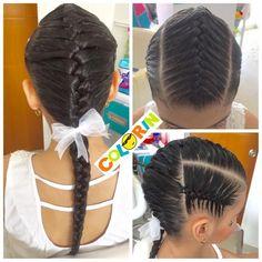 Más de los #bellos #peinados y #trenzas en #colorin #peluqueria #cucuta #braids #braid #hair #hairstyle #girls #girl #treccia #tresses