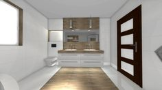 Wizualizacja 3D producent: La Fenice kolekcja: Bianco Matt