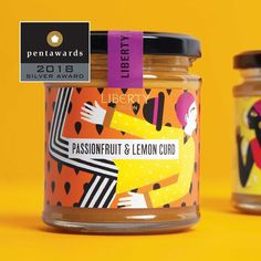 The world's leading packaging design competition. This globally accredited award is the definitive symbol of creative excellence in packaging. Honey Packaging, Cookie Packaging, Food Packaging, Brand Packaging, Pickle Brands, Packging Design, Peanut Butter And Co, Butter Brands, Hazelnut Spread