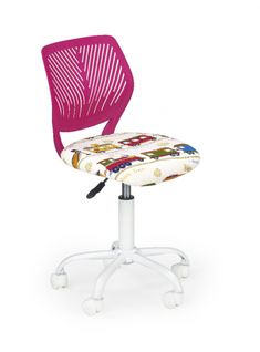 Scaun de birou pentru copii Bali Pink #homedecor #interiordesign #inspiration #chair #backtoschool Bali, Chair, Retro, Interior, Furniture, Design, Home Decor, School, Products