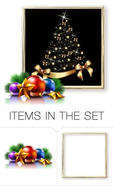 """Golden Tree"" by annsophie38 ❤ liked on Polyvore featuring art"
