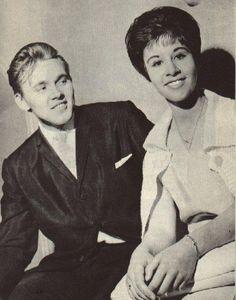 British popstars Billy Fury and Helen Shapiro, circa Radios, Pat Boone, Billy Fury, British Rock, Malcolm X, Jazz Musicians, Psychobilly, British Actors, Going Crazy