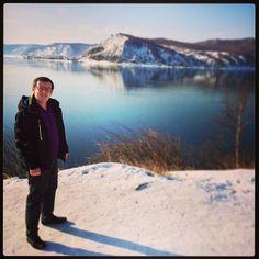 Lake Baikal in Иркутск