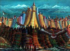 latin american art | Minusfili - Kleber Velasteguí : Latin American Art. Ecuadorian art.