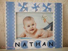 Porta retrato Nathan