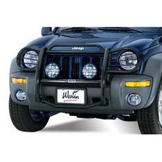 Hey Everybody, I'm looking to buy some type of Brush Guard/Grille Guard/Bull Bar to give my ride a bit more character and such. Jeep Liberty Renegade, 2006 Jeep Liberty, Jeep Liberty Sport, Jeep Xj, Jeep Truck, Hummer H1, Bull Bar, Car Gadgets, Luxury Suv