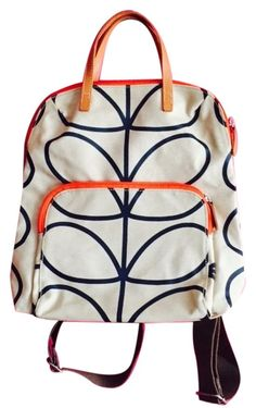 Orla Kiely Backpack. Get one of the hottest styles of the season! The Orla 06de3e1a3d
