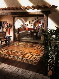 Berti Wood Flooring Laser Inlays Maya. Allegorical and mythological motifs from Pre-Columbian Mexico, styles and designs that evoke ancient civilisations. #parquet #parquetlovers