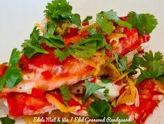Edels Mat & Vin: Stekt KONGEKRABBE med chili & sitron !