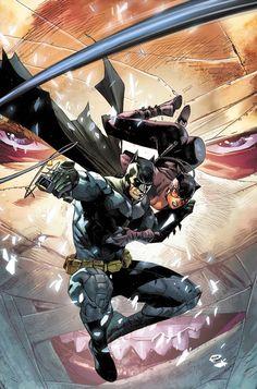 La cover de Batman Eternal #27 dévoilée   DCPlanet.fr