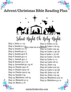 Quotes Christmas Bible Scriptures 27 New Ideas Advent Scripture, Scripture Reading, Scripture Study, Bible Scriptures, Bible Quotes, Wisdom Quotes, Bible Study Plans, Bible Plan, Christmas Bible Verses