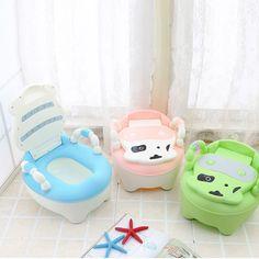 Potty Infants Toilet Child Pot with FREE brush