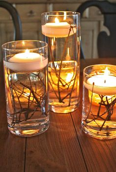 Essentials For a Chic Outdoor Soiree  #candles #DIY