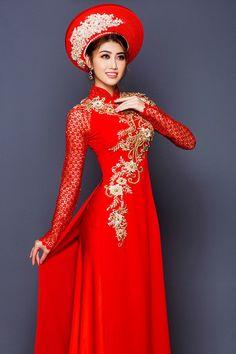 Vietnamese Wedding Dress