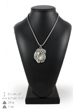 NEW Shar-Pei Chinese Shar-Pei dog necklace by ArtDogshopcenter Dog Necklace, Silver Chain Necklace, Silver Necklaces, Chinese Shar Pei Dog, Black Tongue, Yorkie Dogs, Have A Beautiful Day, Yorkshire Terrier, Dog Lover Gifts