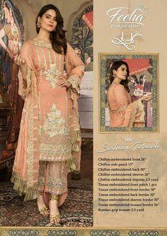 Indian Suits, Keep Shopping, Chiffon, Trousers, India Usa, Iris, Dubai, Sleeves, Clothes