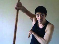 Stick Fighting Heaven6 + Abanico + Roof Block - YouTube